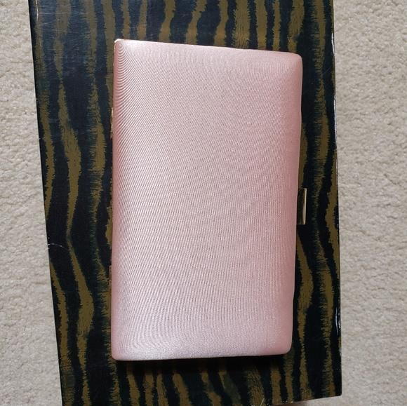 Charming Charlie Handbags - Blush pink evening bag
